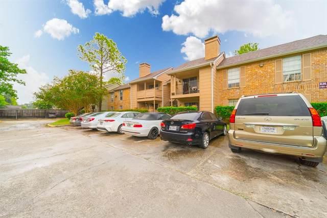 2800 Jeanetta Street #1704, Houston, TX 77063 (MLS #33286676) :: Parodi Group Real Estate