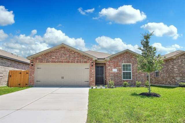 21010 Solstice Point Drive, Hockley, TX 77447 (MLS #33294803) :: The Bly Team