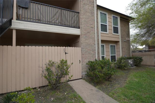 8201 Richmond Avenue #23, Houston, TX 77063 (MLS #33314582) :: REMAX Space Center - The Bly Team