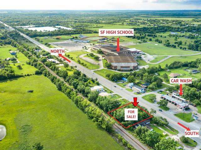 Lots 8 & 9 Hwy 6, Santa Fe, TX 77517 (MLS #33335214) :: My BCS Home Real Estate Group