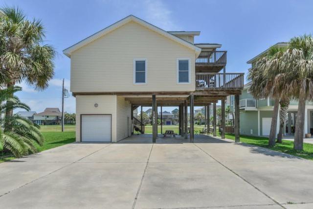 13953 Pirates Beach Boulevard, Galveston, TX 77554 (MLS #33336613) :: Christy Buck Team