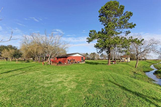 7735 Jenkins Road, Pearland, TX 77584 (MLS #33349855) :: The Queen Team