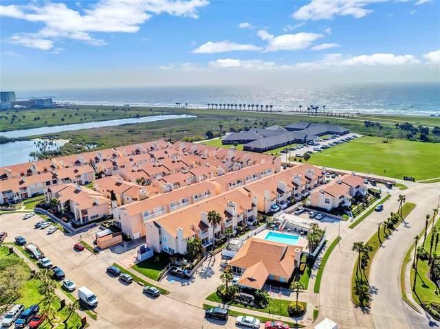3506 Cove View Blvd #1404, Galveston, TX 77554 (MLS #3335747) :: Caskey Realty
