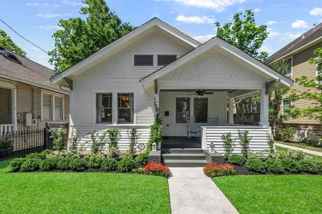 707 Euclid Street, Houston, TX 77009 (MLS #3336289) :: Connell Team with Better Homes and Gardens, Gary Greene