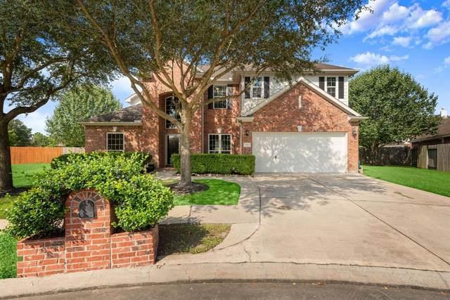 5902 Greenway Manor Lane, Spring, TX 77373 (MLS #33364517) :: Bay Area Elite Properties