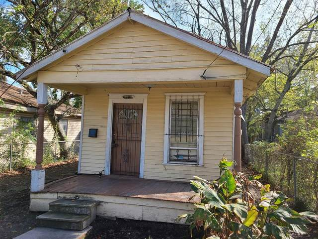 2911 Burkett Street, Houston, TX 77004 (MLS #33373181) :: The Bly Team