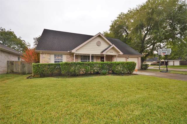4006 Lotus Drive, Pearland, TX 77584 (MLS #33380108) :: The SOLD by George Team