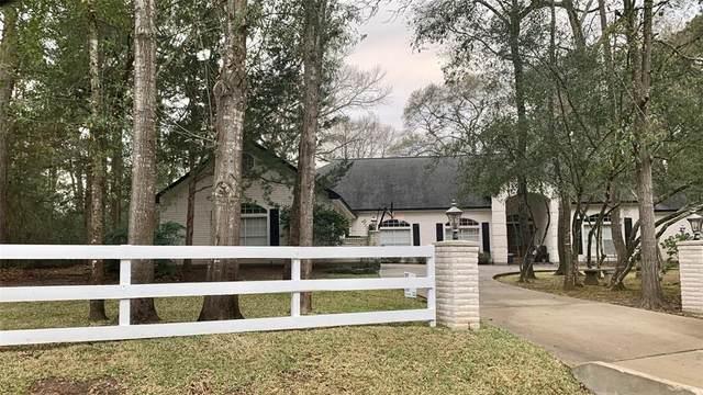 6107 Canyon Creek Lane, Conroe, TX 77304 (MLS #33384919) :: The Home Branch