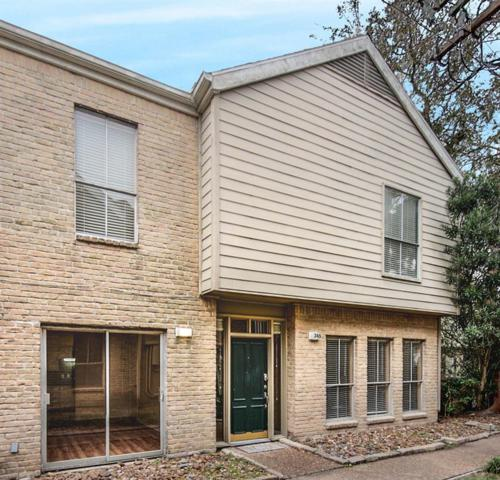 2100 Tanglewilde Street #365, Houston, TX 77063 (MLS #33386906) :: Texas Home Shop Realty