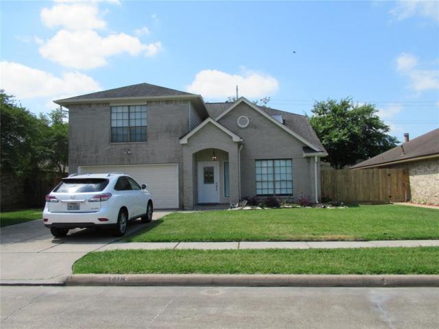 1418 Wexford Drive, Deer Park, TX 77536 (MLS #33392844) :: The SOLD by George Team