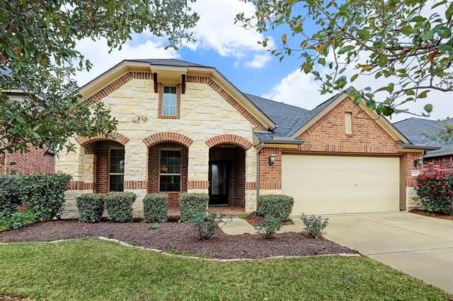 2814 Belham Creek Drive, Katy, TX 77494 (MLS #33396134) :: CORE Realty