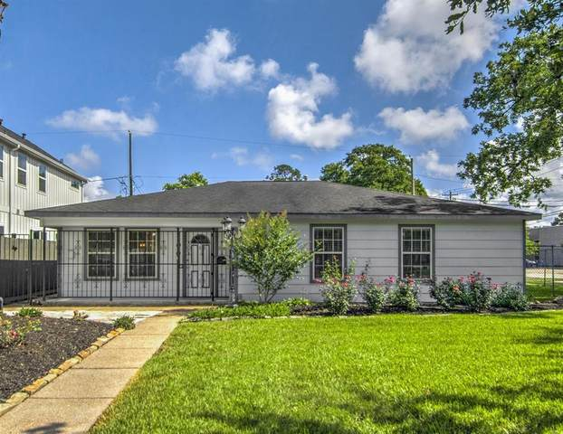 1002 Wakefield Drive, Houston, TX 77018 (MLS #33399470) :: My BCS Home Real Estate Group