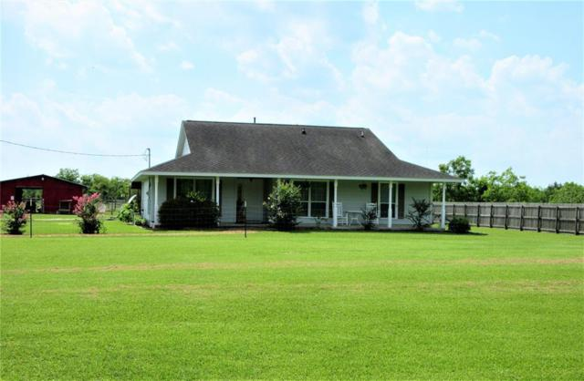 9720 County Road 200, Alvin, TX 77511 (MLS #33436839) :: JL Realty Team at Coldwell Banker, United