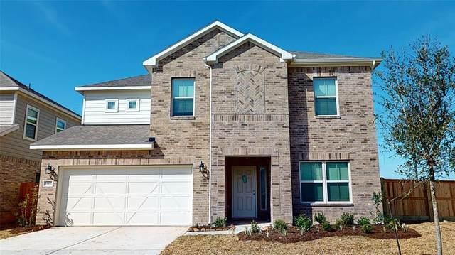 3514 Fawnwood Drive, Texas City, TX 77591 (MLS #33440044) :: Texas Home Shop Realty