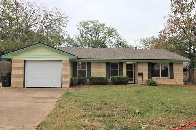 1209 Esther Boulevard, Bryan, TX 77802 (MLS #33442095) :: The SOLD by George Team