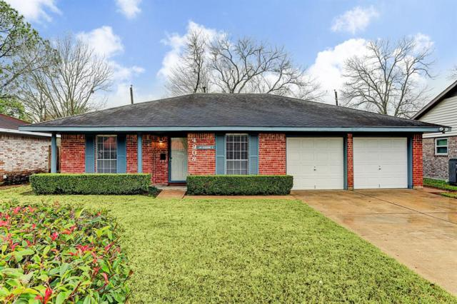 4908 Elm Street, Pearland, TX 77581 (MLS #33459382) :: Texas Home Shop Realty