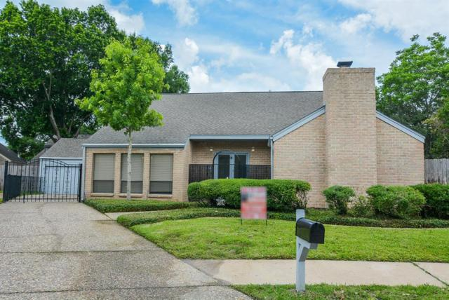 1303 Ambergate Drive, Houston, TX 77077 (MLS #33459870) :: The Johnson Team