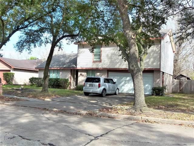 611 Live Oak Drive, Stafford, TX 77477 (MLS #33460144) :: Guevara Backman