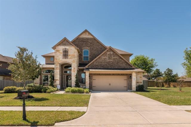 699 Cumberland Ridge Lane, League City, TX 77573 (MLS #33469359) :: Rachel Lee Realtor