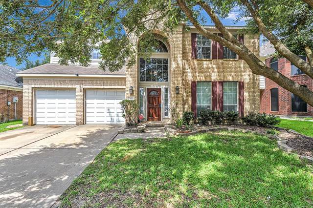 2923 Walnut Knoll Way, Houston, TX 77084 (MLS #33480980) :: The SOLD by George Team