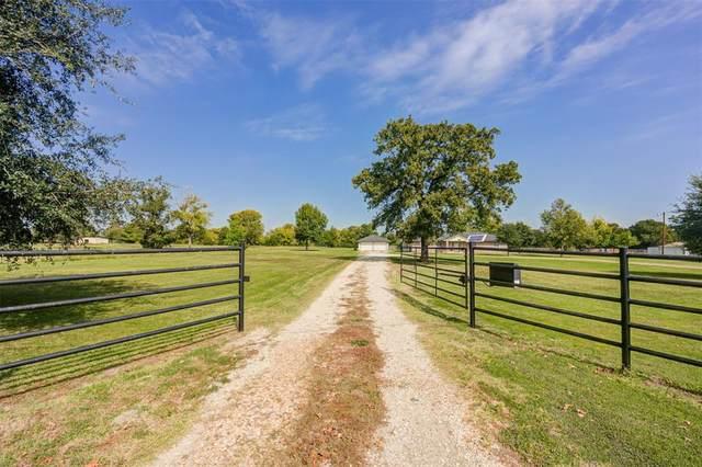 175 Pinecrest Drive, Huntsville, TX 77320 (MLS #33484774) :: Michele Harmon Team