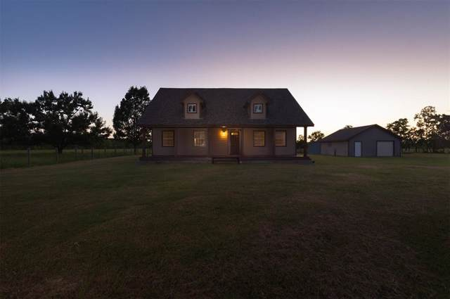 17805 Becker Road, Hockley, TX 77447 (MLS #33485270) :: The SOLD by George Team