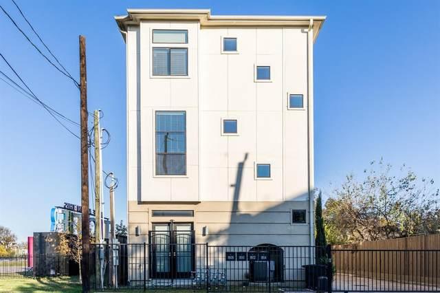 1810 Thompson Street, Houston, TX 77007 (MLS #3348652) :: Caskey Realty