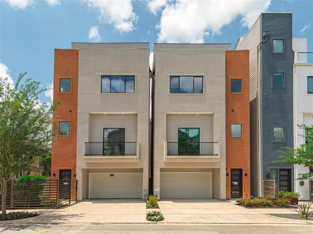 1906 Crocker Street, Houston, TX 77006 (MLS #3348753) :: The Freund Group