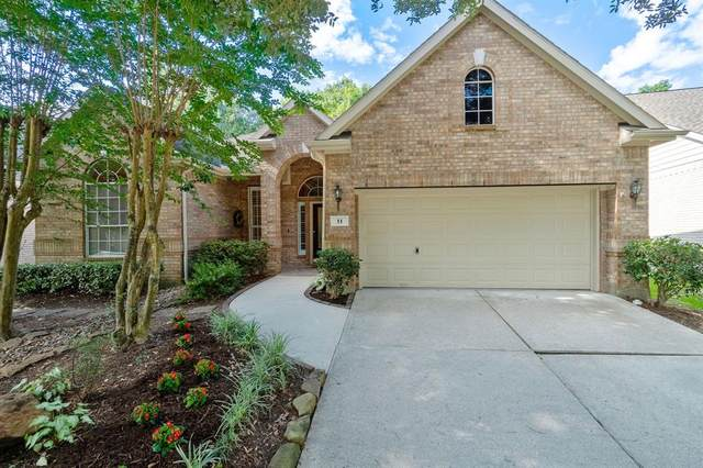 11 Wrenfield Place, Conroe, TX 77384 (MLS #33492859) :: Texas Home Shop Realty