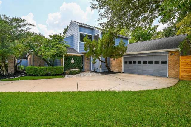 1606 Big Lake Drive, Houston, TX 77077 (MLS #33495746) :: The Queen Team