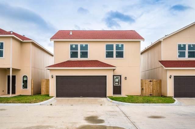 8612 Torcello Street, Houston, TX 77031 (MLS #33504935) :: The Heyl Group at Keller Williams