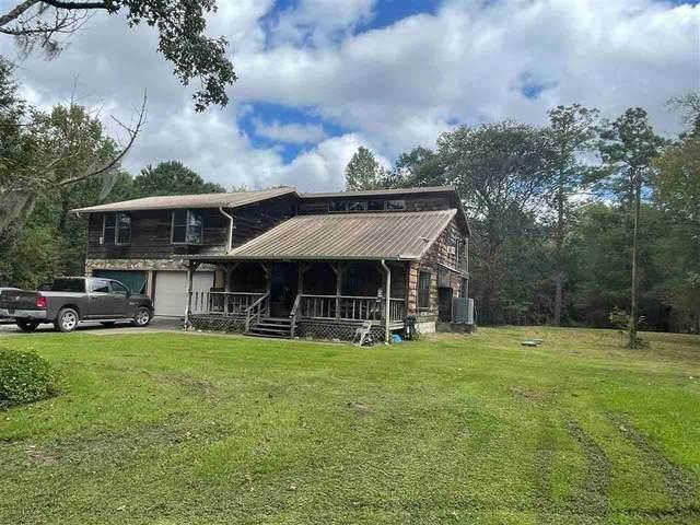 14933 Boondocks Road, Beaumont, TX 77705 (MLS #33520108) :: Texas Home Shop Realty