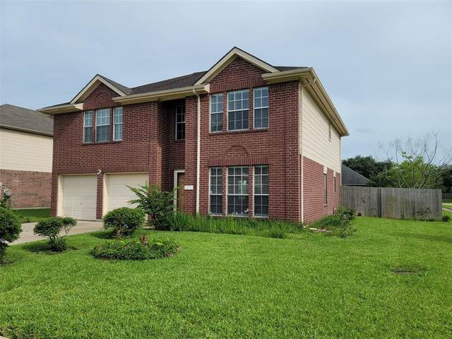 21715 Haverbay Court, Katy, TX 77449 (MLS #33526889) :: Connect Realty