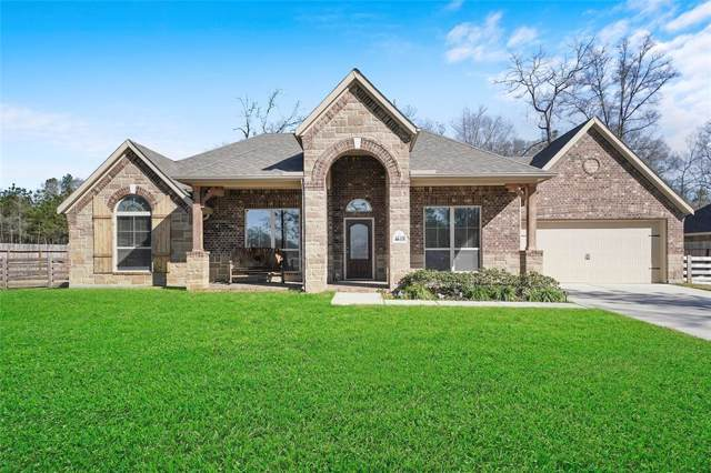 4615 Axis Trail, Conroe, TX 77303 (MLS #33527094) :: The Heyl Group at Keller Williams
