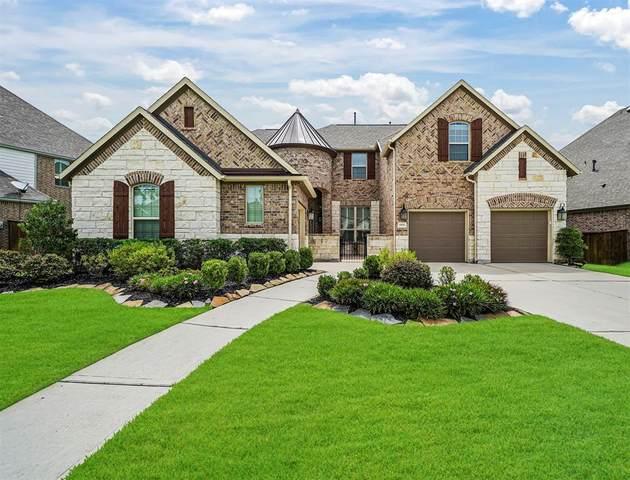 5806 Majestic Harbor Lane, Kingwood, TX 77365 (MLS #33539414) :: The Parodi Team at Realty Associates