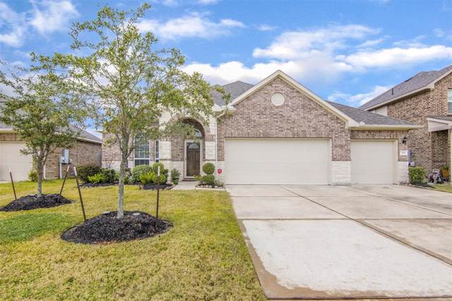 219 Harbor Bend Lane, League City, TX 77539 (MLS #33540159) :: Texas Home Shop Realty
