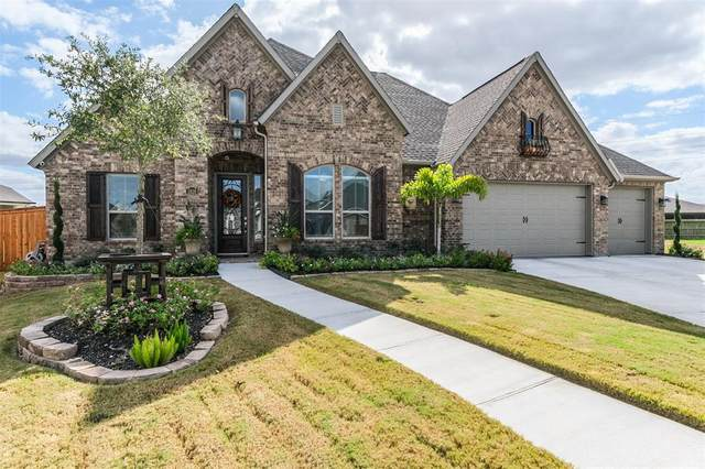 1826 Lottie Moore Loop, Richmond, TX 77469 (MLS #33542148) :: The Freund Group