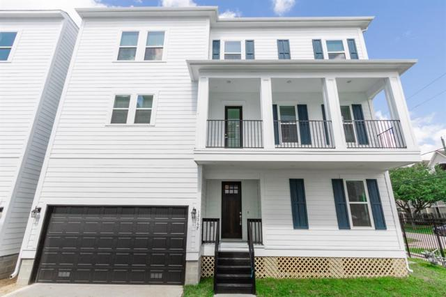 1226 W 17th Street A, Houston, TX 77008 (MLS #33551603) :: Giorgi Real Estate Group