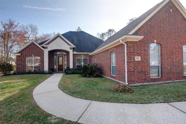 2318 Legends Peak Drive, Spring, TX 77386 (MLS #33567313) :: Giorgi Real Estate Group
