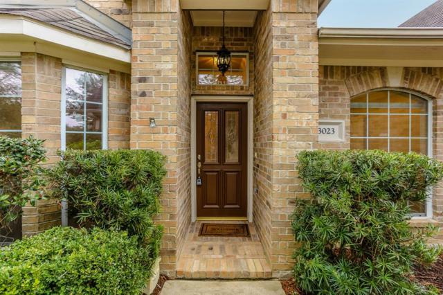 3023 Nickleby Court, Katy, TX 77494 (MLS #33575832) :: The Sansone Group