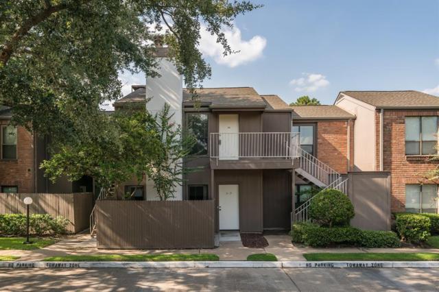 1201 Bering Drive #64, Houston, TX 77057 (MLS #33582311) :: The Johnson Team