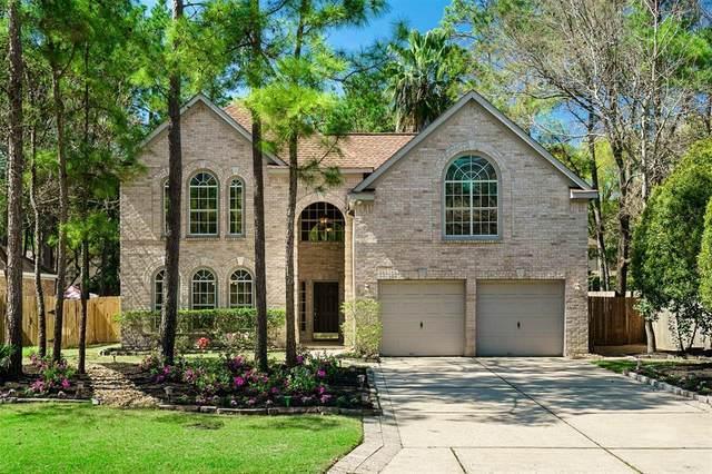 94 W Elm Crescent, The Woodlands, TX 77382 (MLS #33584350) :: Giorgi Real Estate Group
