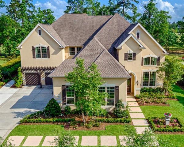 107 E Black Knight, The Woodlands, TX 77382 (MLS #33587823) :: Krueger Real Estate