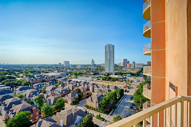 3505 Sage Road #1502, Houston, TX 77056 (MLS #33591532) :: Grayson-Patton Team