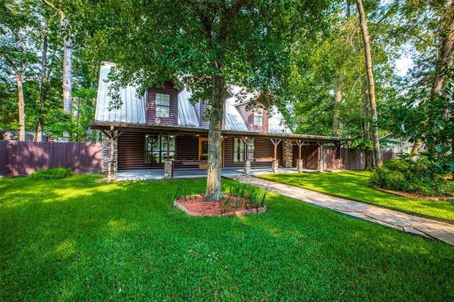 922 Weisinger Drive, Magnolia, TX 77354 (MLS #33599877) :: My BCS Home Real Estate Group