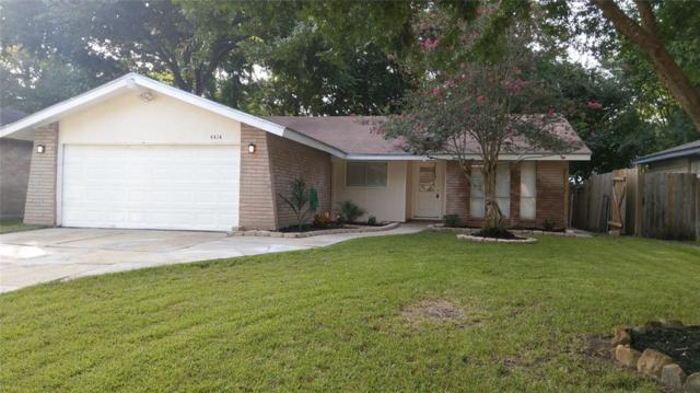 4414 Mccleester Drive, Spring, TX 77373 (MLS #33604688) :: The Heyl Group at Keller Williams