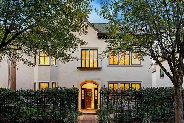 2414 W Main Street, Houston, TX 77098 (MLS #33615878) :: Lerner Realty Solutions