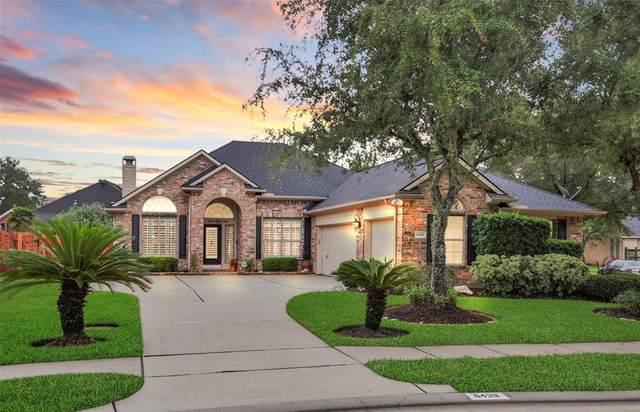 6439 Dylan Springs Lane, Katy, TX 77450 (MLS #33617099) :: The SOLD by George Team