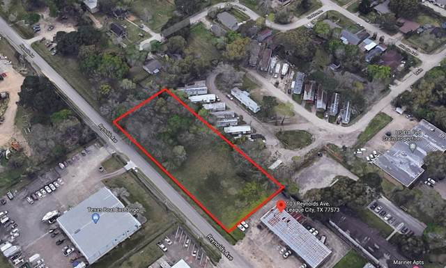 0000 Reynolds Avenue, League City, TX 77573 (MLS #33617771) :: Texas Home Shop Realty