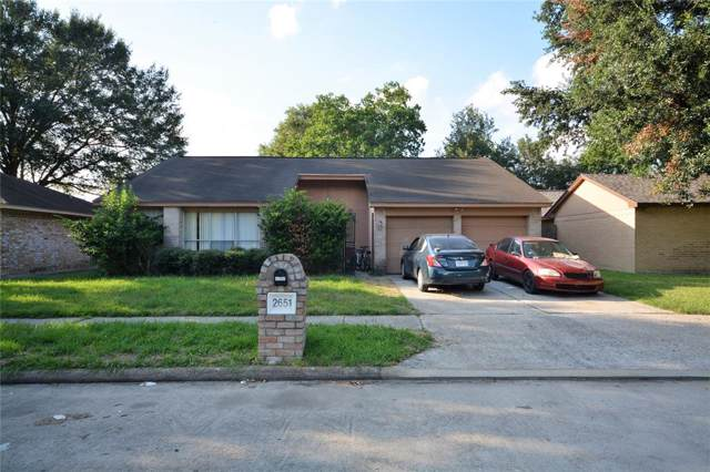 2651 Kodiak Court, Houston, TX 77067 (MLS #33620394) :: The Heyl Group at Keller Williams